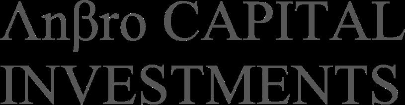 Anbro capital invest logo